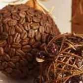 Изготовление кофейного дерева своими руками