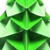 Модульное оригами колокольчик фото