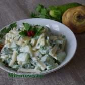 Рецепты салатов из свежей репы