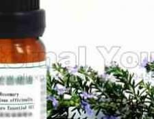 Эфирное масло розмарина для кожи вокруг глаз
