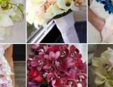 Свадебные букеты из фаленопсиса фото